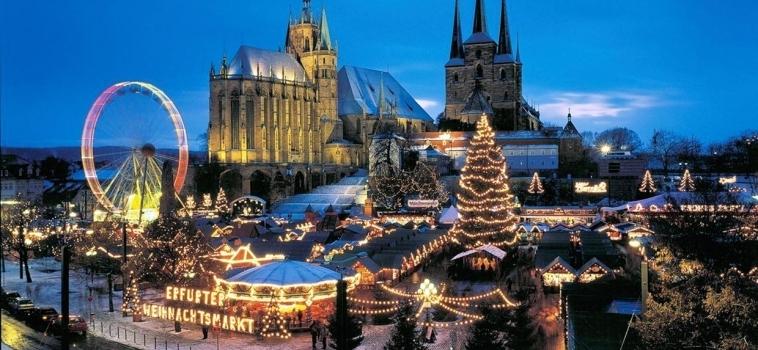 Mercadillos navideños. Una Navidad, diferentes tradiciones