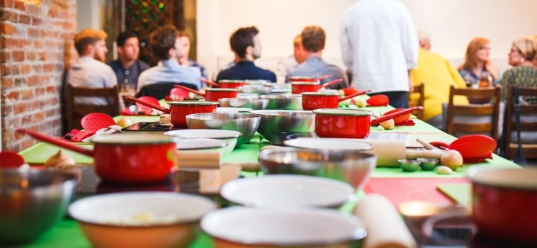 Cocinando el Teambuilding
