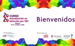 Gran seguimiento del evento híbrido del XX Curso de Actualización en VIH del Dr. Santiago Moreno