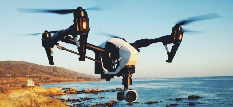 Eventos desde el aire, los drones y su punto de vista