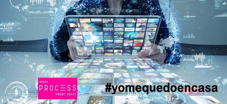 Eventos virtuales. La mejor opción ahora
