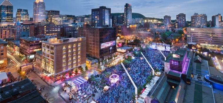 Montreal ciudad de reuniones y viajes de incentivo