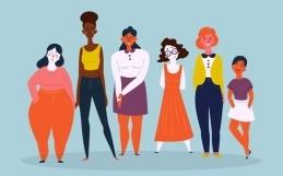 El Día Internacional de la mujer y la visibilidad