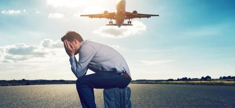 Muchos tripulantes de cabina tienen miedo a volar