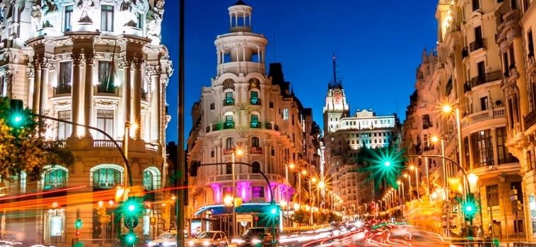 Madrid, ciudad de destino para eventos