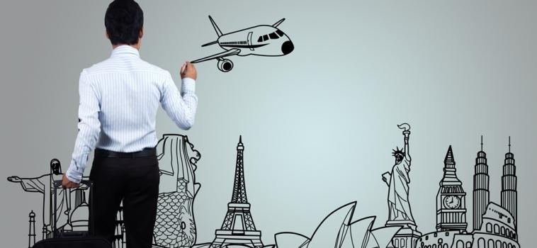 El secreto para disfrutar de los viajes de trabajo