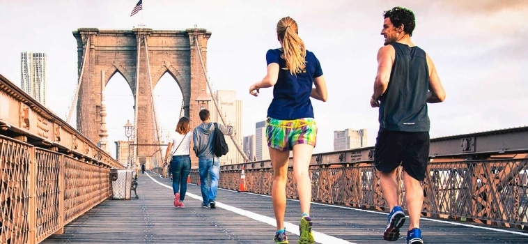 El turismo para corredores o running tours