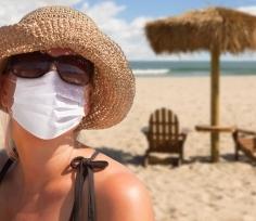 Destinos a los que viajar este verano sin mascarilla (o casi)…